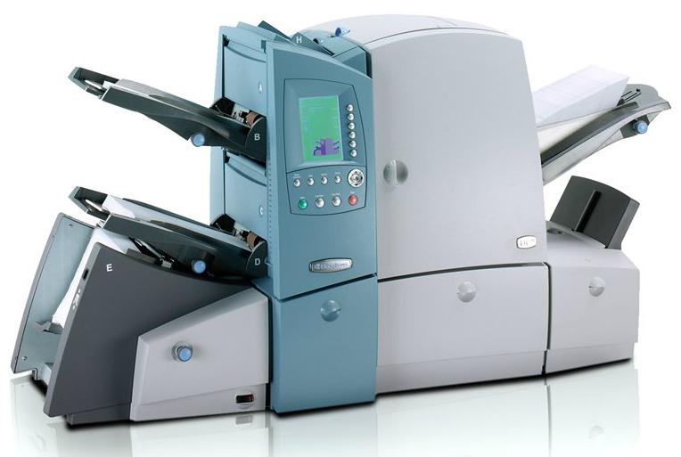 Pitney Bowes DI500 конвертовкладочная машина