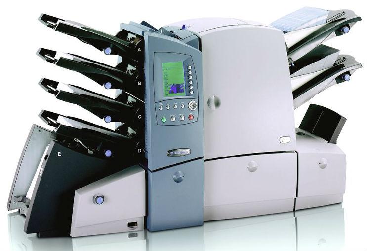 Pitney Bowes DI600 конвертовкладочная машина
